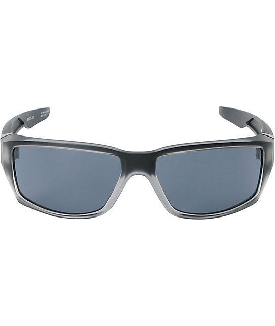 Spy Dirty Mo Black Ice Matte Sunglasses