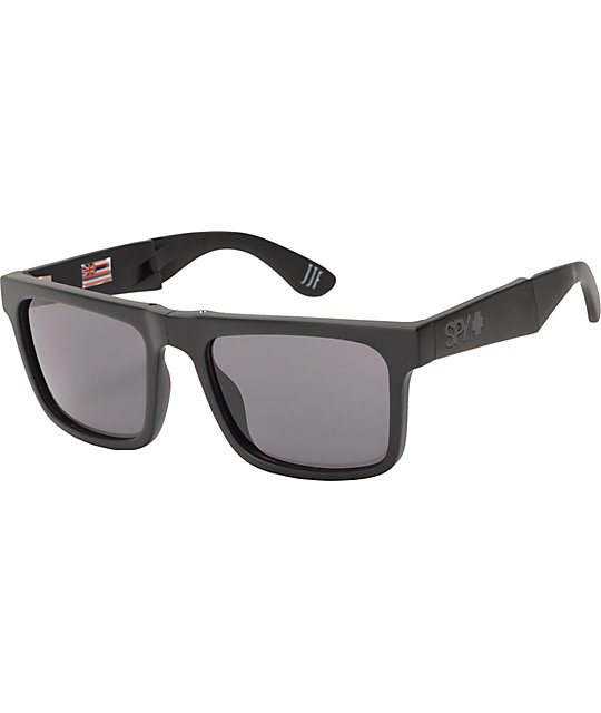 7960f3f8b9 Spy Fold Matte Black Sunglasses