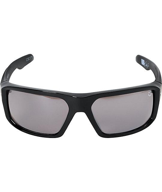 809a4d3086 ... Spy McCoy Gloss Black Happy Lens Polarized Sunglasses