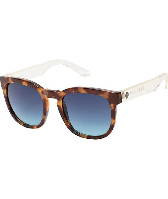29d14fd8aa4 Spy Quinn Sweetest Thing Tortoise Sunglasses