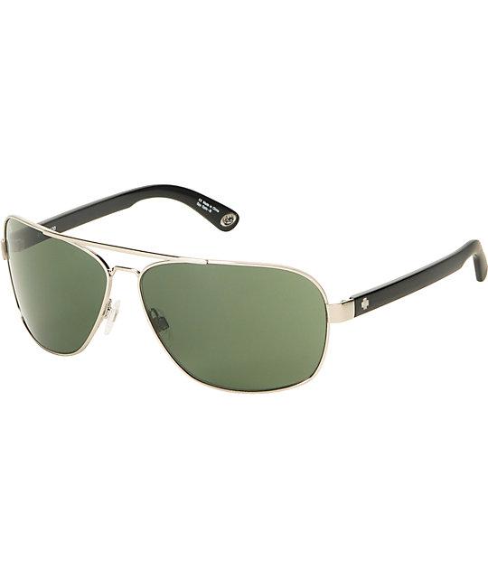 5fb11f411cd Spy Showtime Silver Jeremy McGrath Sunglasses