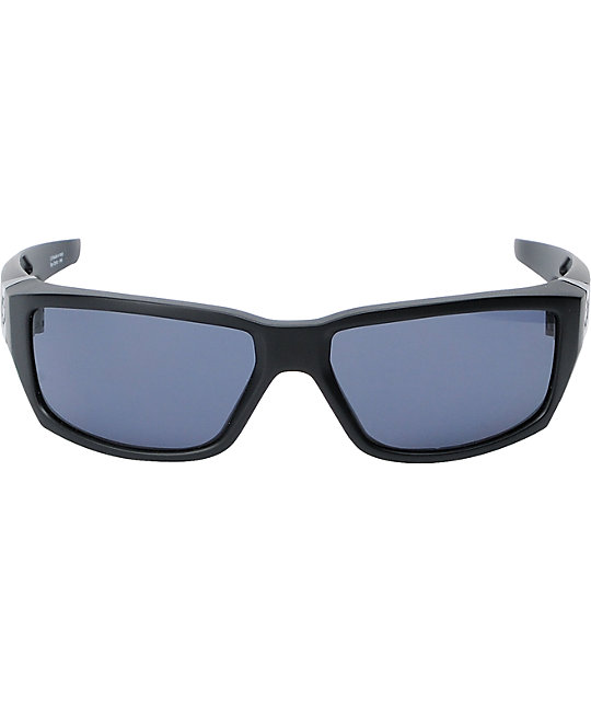 Spy Sunglasses Dirty Mo Matte Black Sunglasses