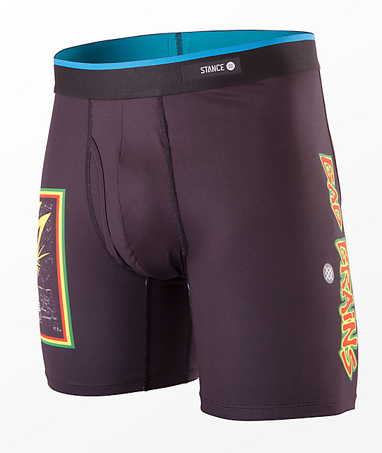 Stance Bad Brains Black Boxer Briefs