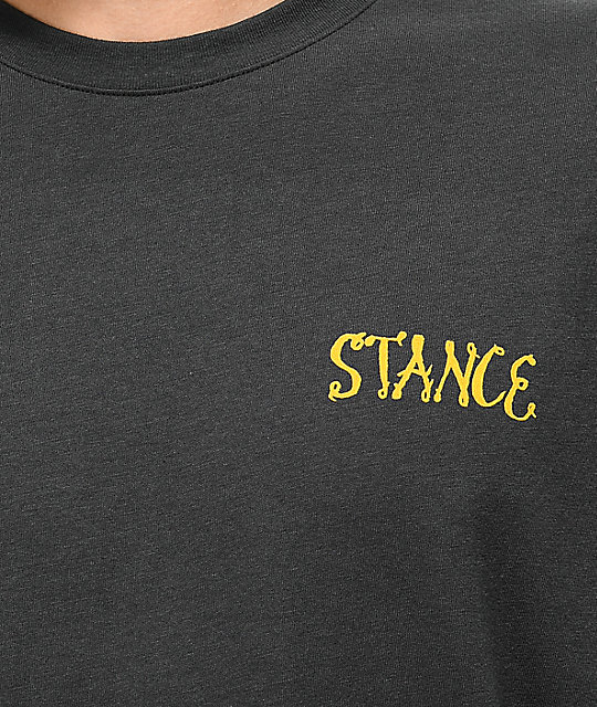 Stance Circle Up Black T-Shirt