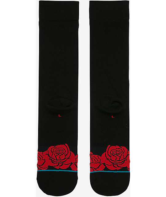 Stance Lost Love calcetines negros