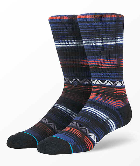 Stance Mexi Teal Crew Socks