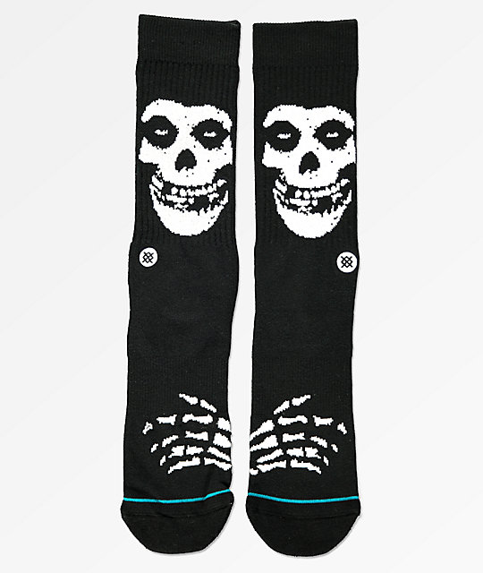 Stance Misfits calcetines negros