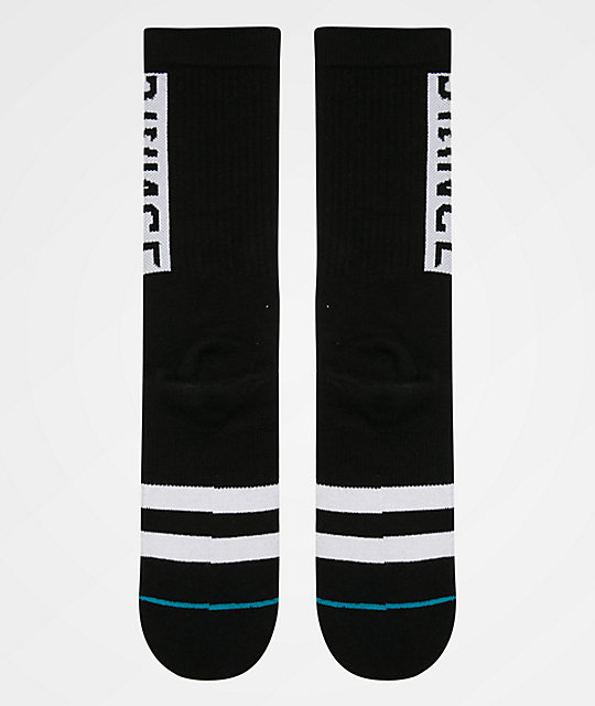 Stance OG Black Crew Socks