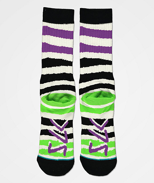 Stance Passion Lizard King Crew Socks