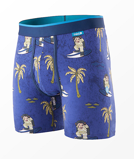 Stance Surf Monkey Wholester Boxer Briefs