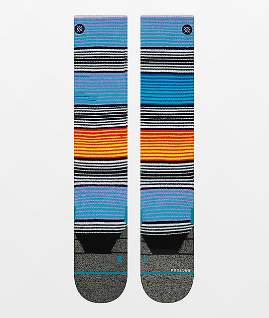 Stance Wolf Crossing Snowboard Socks