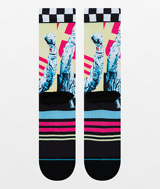 Stance x Michael Kagan Global Player calcetines