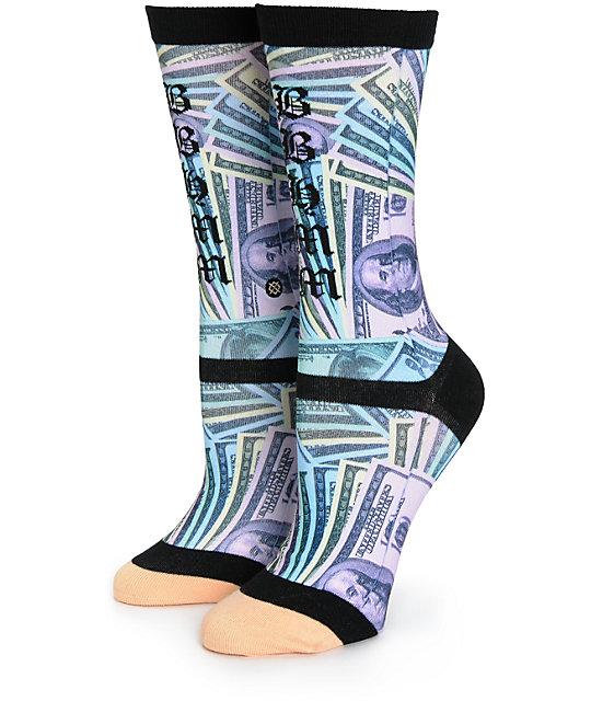 Stance x Rihanna One Dolla Crew Socks ...