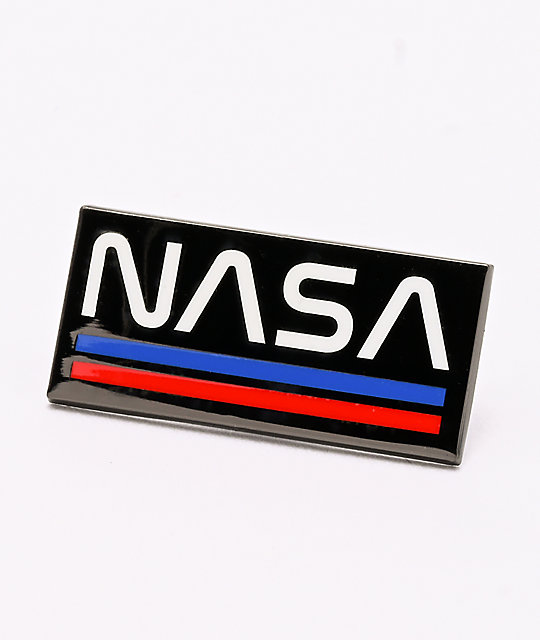 Stickie Bandits NASA Enamel Pin