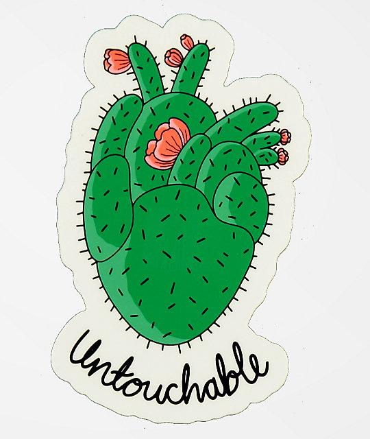 Stickie Bandits Untouchable Sticker