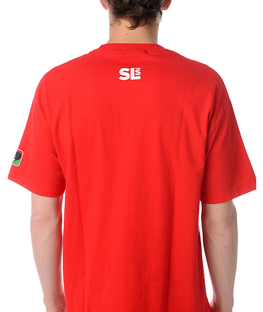 Street League CA Red T-Shirt