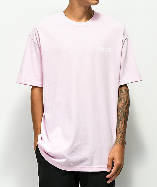 Succ New Thrones Pink T-Shirt