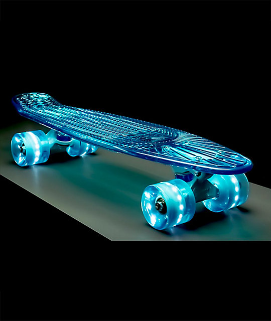 "Sunset Ocean 22""  Cruiser Complete Skateboard"
