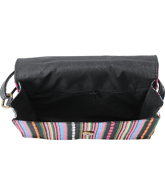 Super Trader Black & Pink Ecote Purse