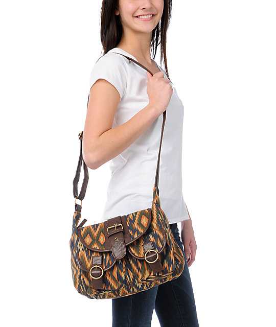 Super Trader Tribal Purse