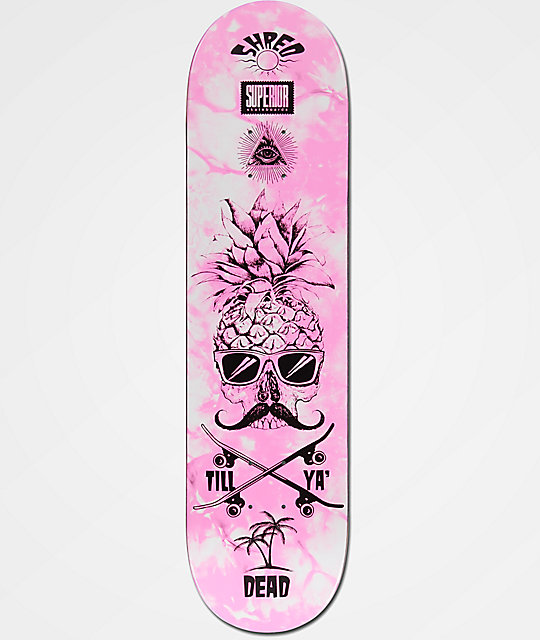 Superior Pineapple Shred 8.0