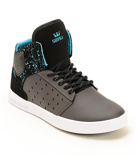 03dcac9a7fad8 Supra Kids Atom Skate Shoes