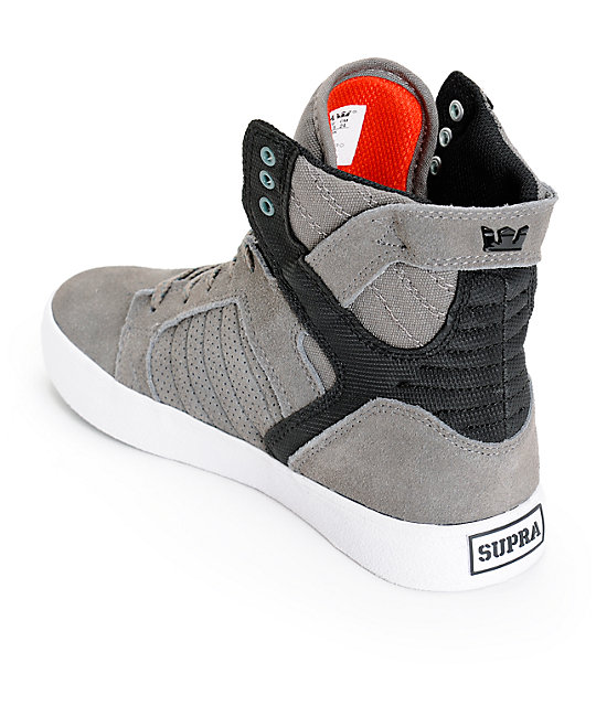 ... Supra Kids Skytop Skate Shoes ... e9269814566f