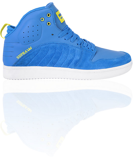 1090adf78b Supra S1w Stevie Williams Blue Suede Leather Skate Shoes Zumiez. The 10  Best Non Skate Shoes To In Plex. Clic Supra Air Flow Meter S1w Navy White  Men ...
