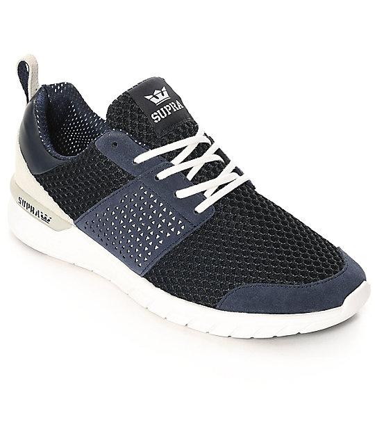 the best attitude 19198 2b1a6 Supra-Scissor-zapatos-de-ante-y-malla-en-blanco-y-azul-marino- 278453-front-US.jpg