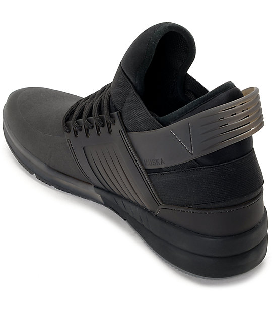 ... Supra Skytop V Black Shoes ... 9bb961fa473