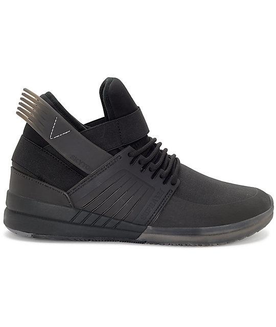 Zapatillas para hombre Skytop V tama?o 12 negro - blanco FZzxV