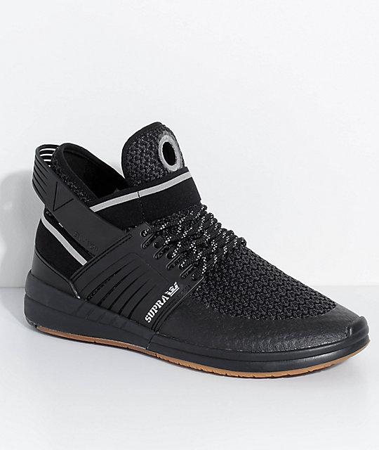 Zapatillas para hombre Skytop V tama?o 10.5 negro - blanco oVKgN