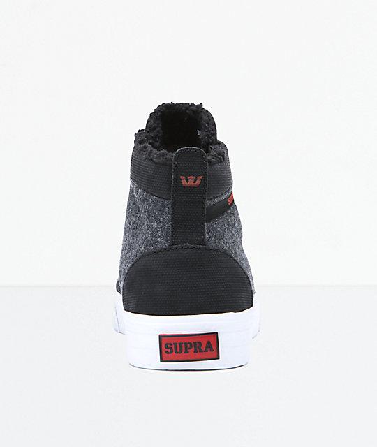 ... Supra Stacks Mid Black e10bc5a99