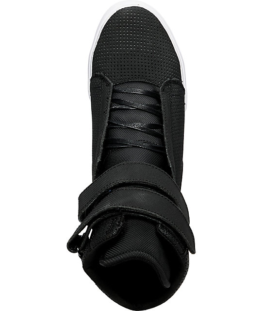 Supra TK Society Black Tuf Perf Shoes