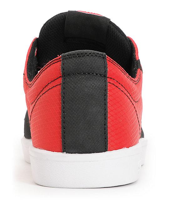 ... Supra TK Stacks Black   Red Raptor Tuf Shoes ... d7c9108ad