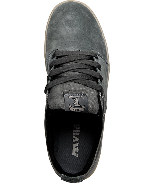 Supra TK Stacks Grey Shoes
