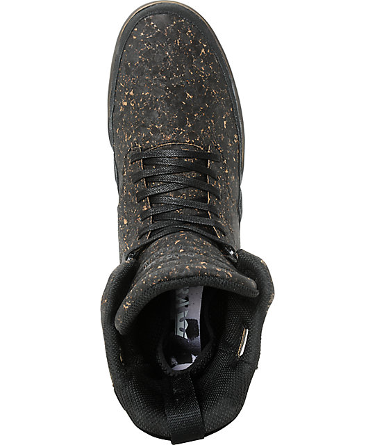 Supra Textures Skytop IV Decade X Shoes