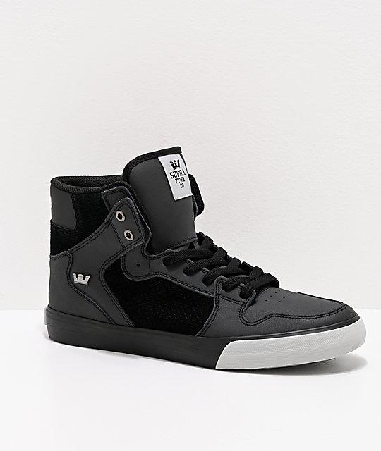 supra black high tops