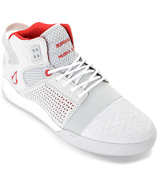 Supra x Assassins Creed Skytop III Shoes