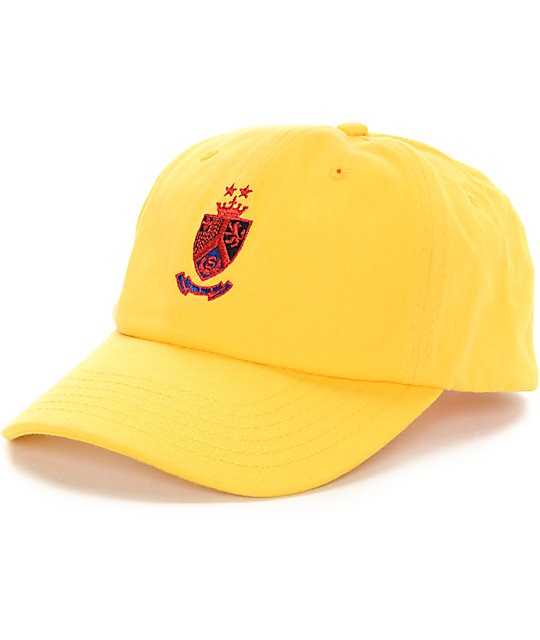 Sweatshirt By Earl Sweatshirt Club Yellow Strapback Hat  bc831a6e788