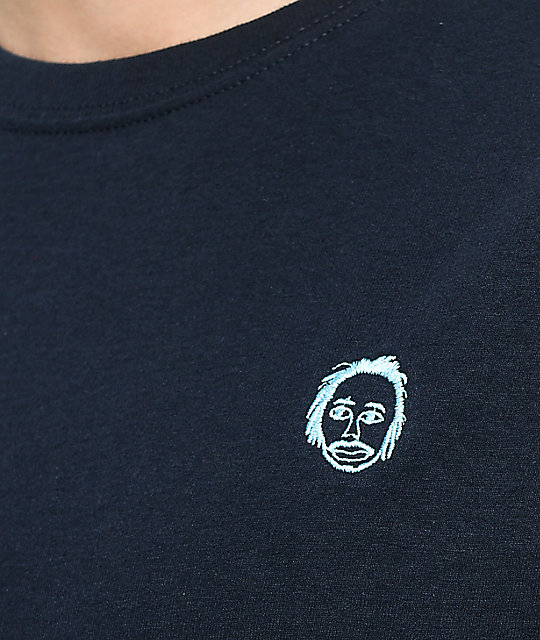 Sweatshirt by Earl Sweatshirt Premium Navy T-Shirt