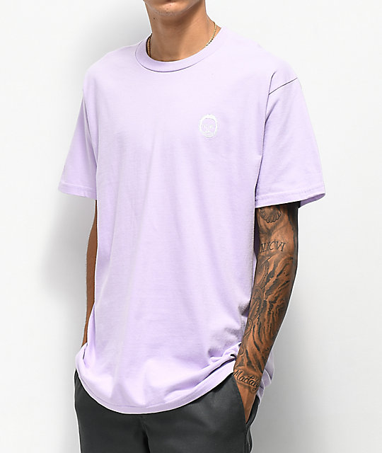Sweatshirt by Earl Sweatshirt camiseta morada bordada