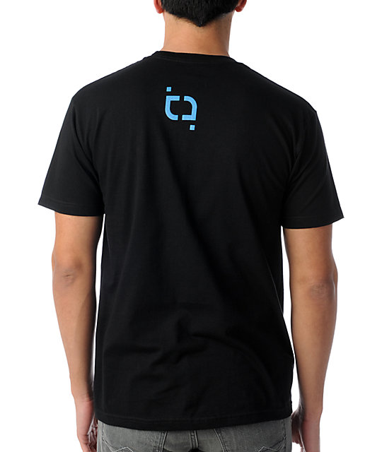 TMLS Angel Black & Blue T-Shirt