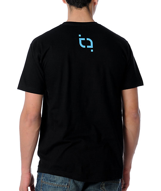 TMLS Cotton Candy 2 Black T-Shirt