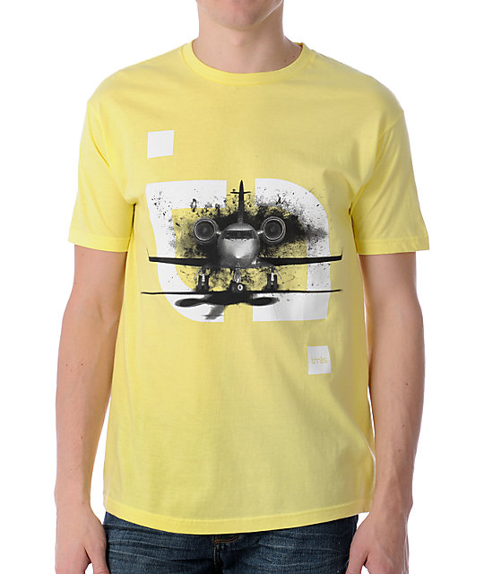 TMLS G6 Yellow T-Shirt