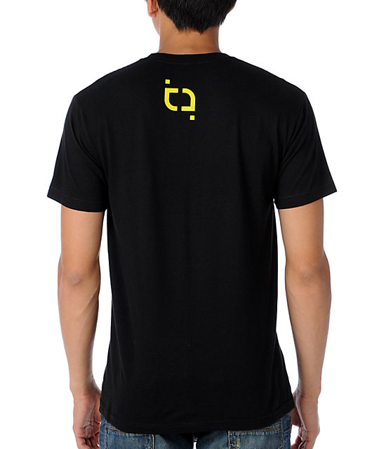 TMLS Golden Black T-Shirt