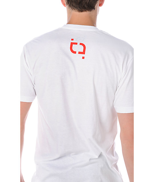 TMLS Heart Breaker White T-Shirt