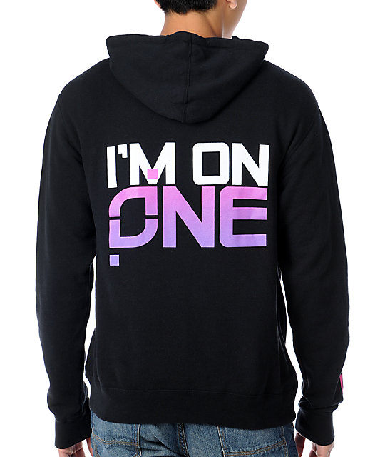 TMLS Im On One Black Pullover Hoodie