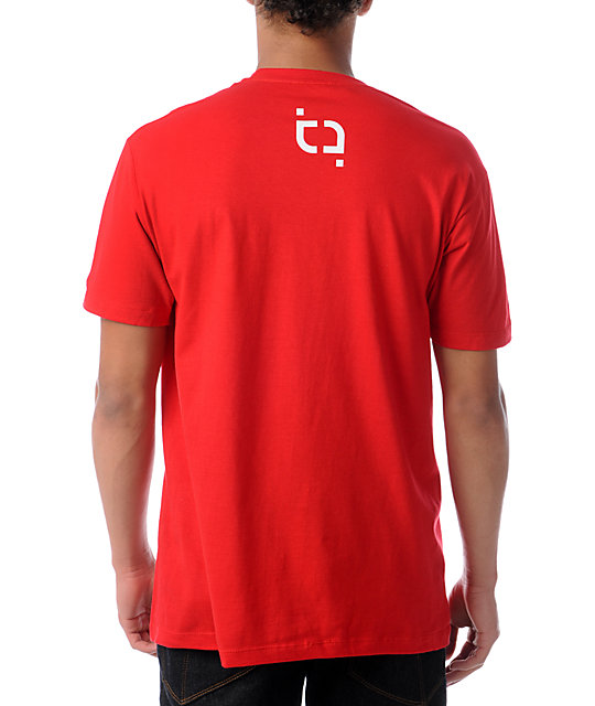 TMLS Loose Lips Red T-Shirt