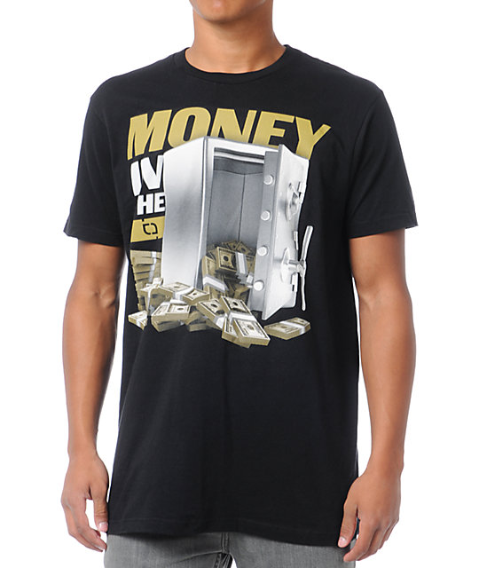 TMLS Money In The Bank Black T-Shirt